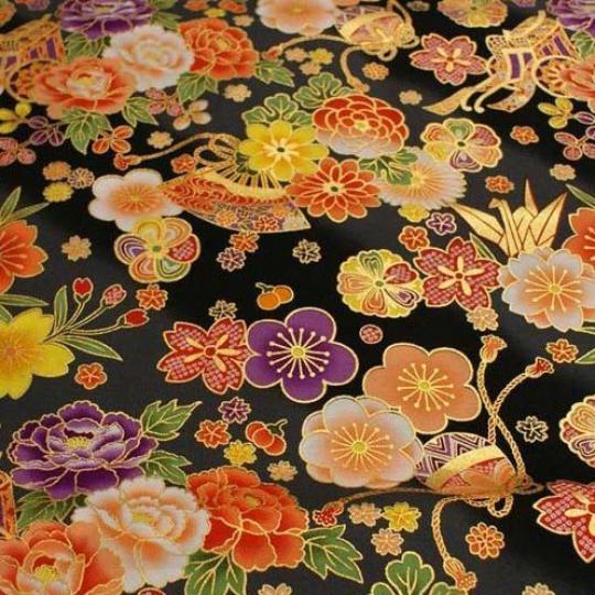 tissu japonais traditionnel
