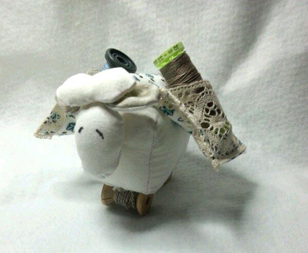 Mouton pique aiguille