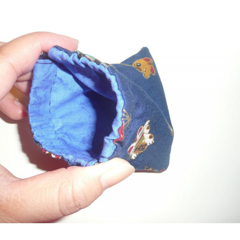 Fermoir porte monnaie F312 8.5cm