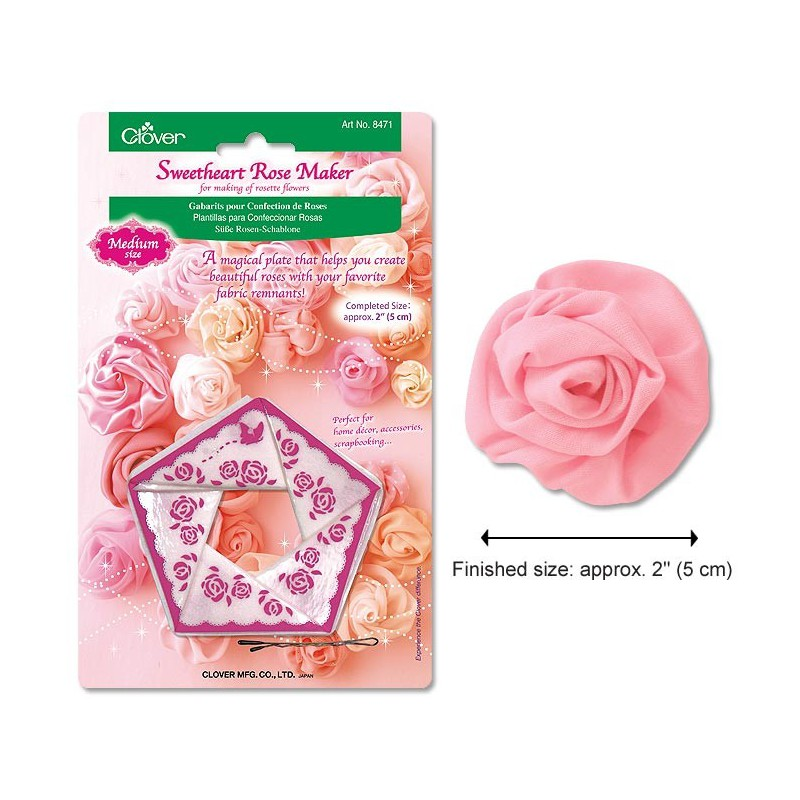 gabartis pour conrection de roses (petite taille)