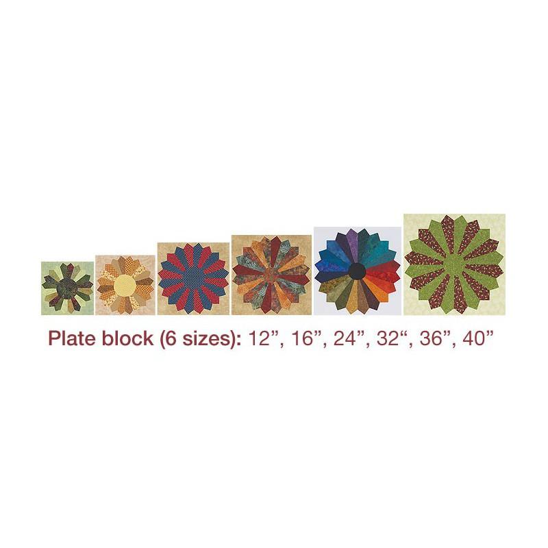 Gabarits patchwork