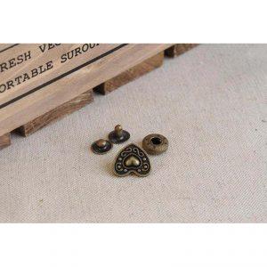 bouton pression handmade