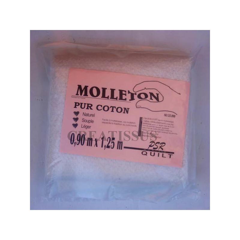 Molleton Pur Coton 0.9m x 1.25m