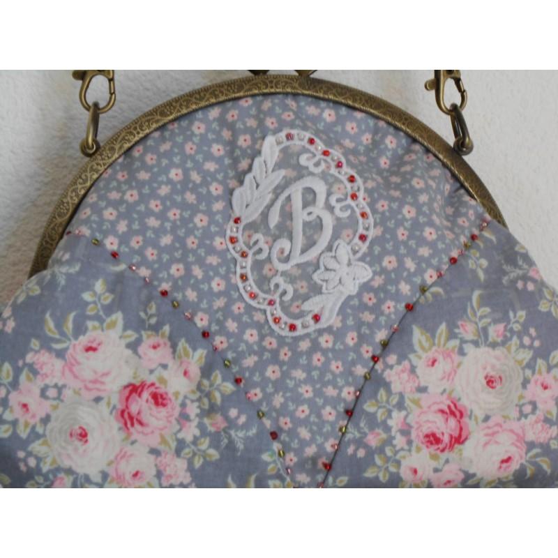 kit sac avec tissus Tilda