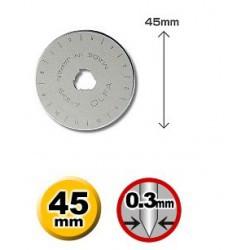 Cutter rotatif et lame pour cutter rotatif