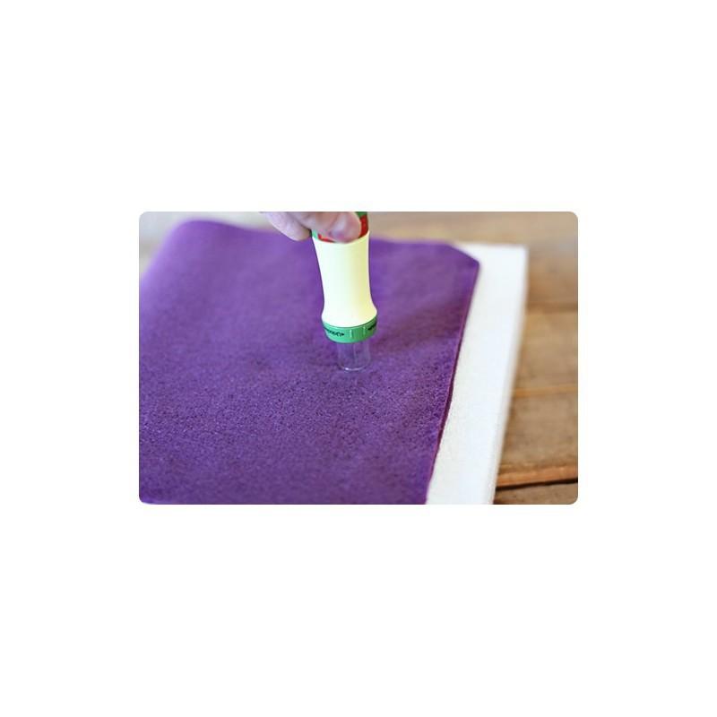 Outil à aiguille pour feutrage