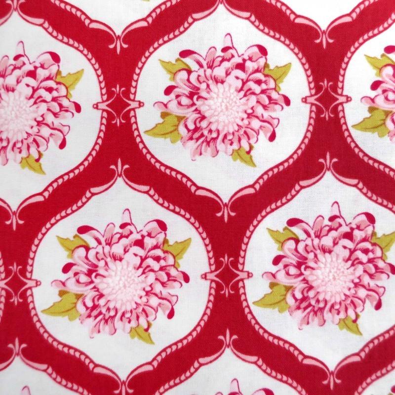 Tissu Tilda 50*55cm Mumflower Ornament