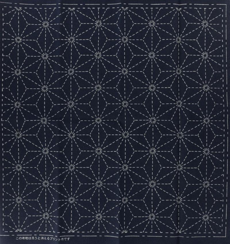sashiko tissu
