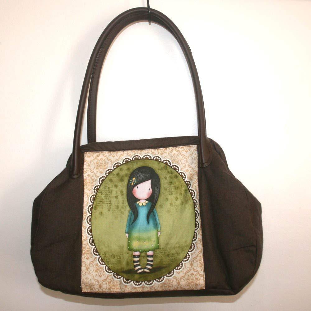sac avec anse cuir