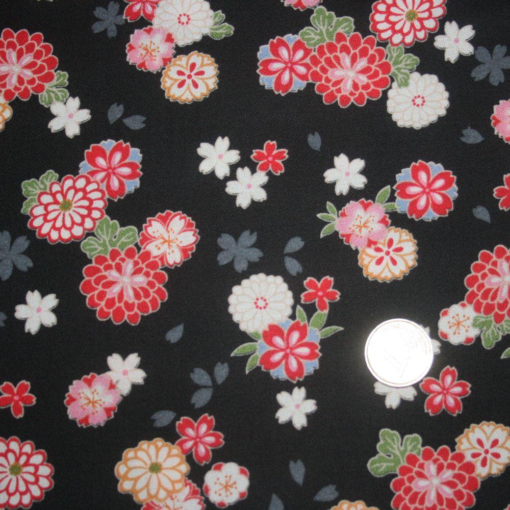 tissus japonais en coton