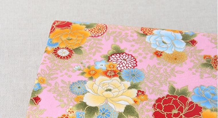 Tissus patchwork japonais