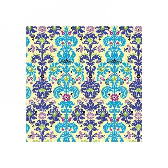 Trippy Dippie Fabric - Citrus