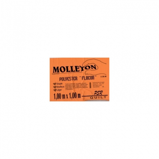 molleton pure soie naturelle 0.9*1.25m
