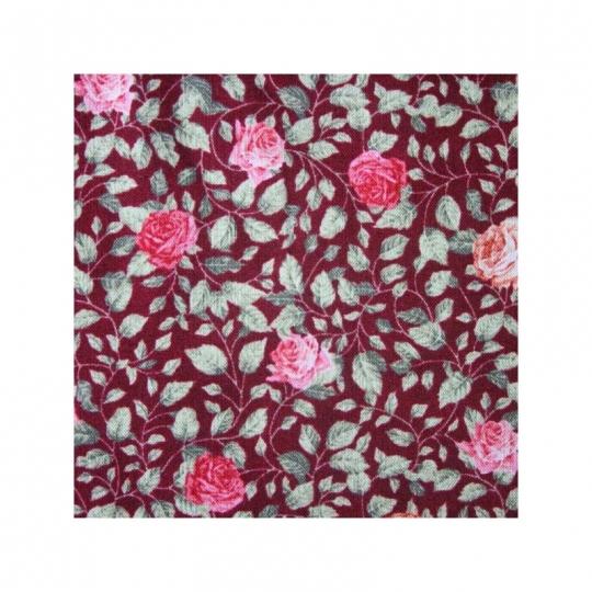 Tissus Stof petites roses