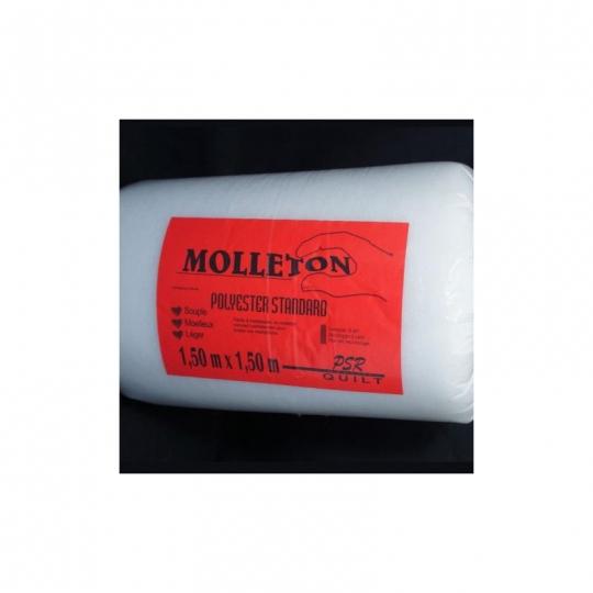 Molleton Polyester Standard 1.25m x 1.25m