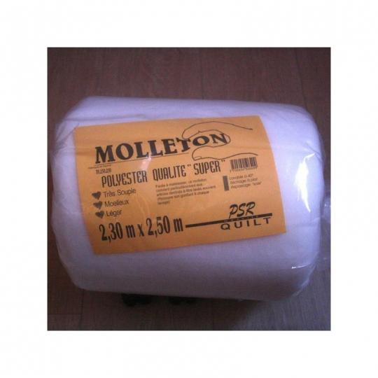 Molleton Qualité Super 2.5m x 2.3m