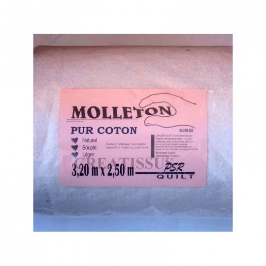 Molleton Pur Coton 2.5m x 3.2m
