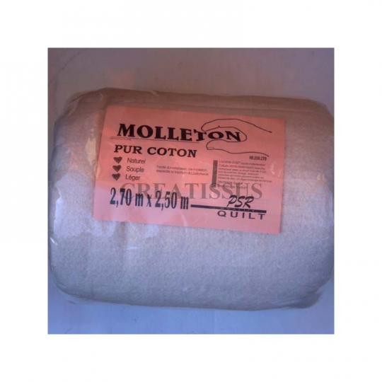 Molleton Pur Coton 2.7m x 2.5m