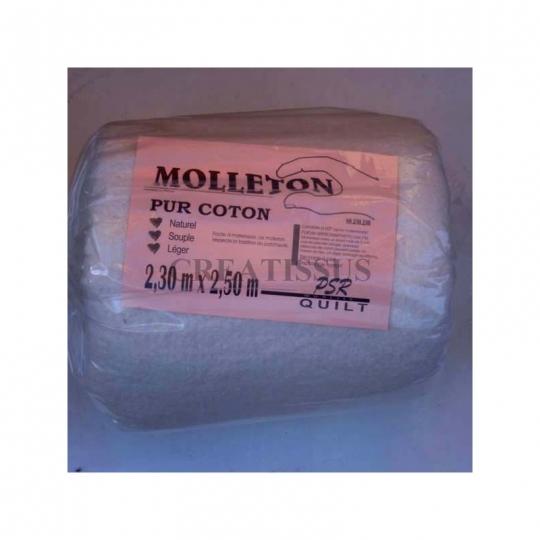 Molleton Pur Coton 2.3m x 2.5m