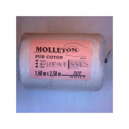 Molleton Pur Coton 1.8m x 2.5m