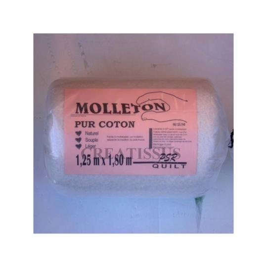 Molleton Pur Coton 1.8m x 1.25m