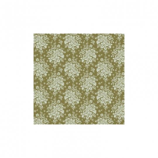 Tissu Tilda 50*55cm audrey green