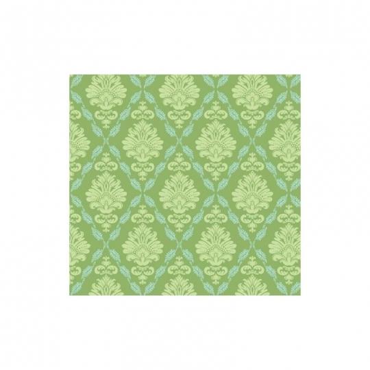 Tissu Tilda 50*55cm ruby green